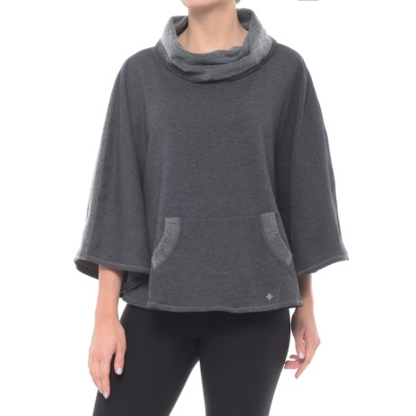 Nux Emma Poncho (For Women) in Anchor