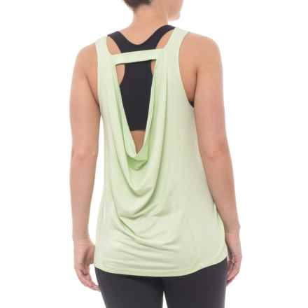 Nux Exhale Tank Top (For Women) in Green Tea - Closeouts