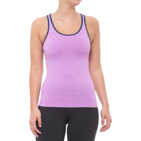 Nux Grace Tank Top (For Women) in Violet/Navy