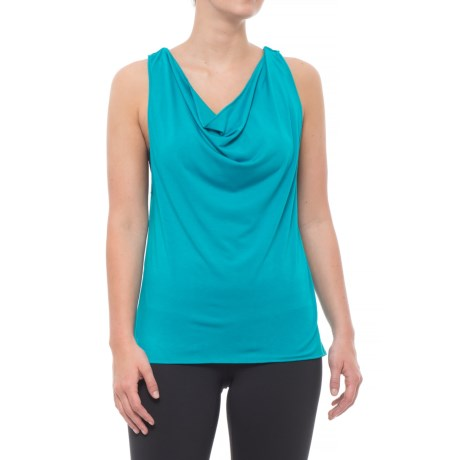 Nux Savannah Tank Top (For Women) in Plunge