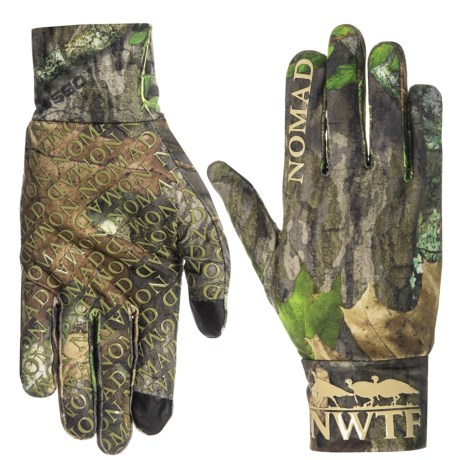 NWTF Turkey Gloves - Touchscreen Compatible (For Men) thumbnail