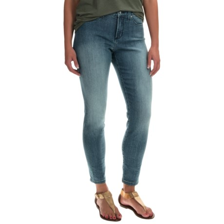 NYDJ Adaleine Skinny Crop Jeans (For Women)