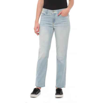 NYDJ Alina Convertible Ankle Jeans (For Women) in Cote Sauvage - Closeouts