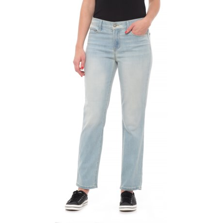 NYDJ Alina Convertible Ankle Jeans (For Women) in Cote Sauvage
