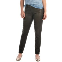 NYDJ Alina Leggings (For Women) in Bronze Coating - Closeouts