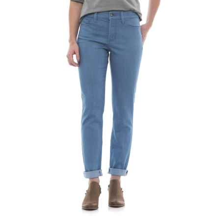 NYDJ Alina Skinny-Jean Leggings (For Women) in Garment Wash - Closeouts