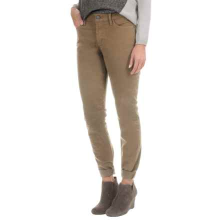 NYDJ Alina Twill Leggings (For Women) in Brulee - Overstock