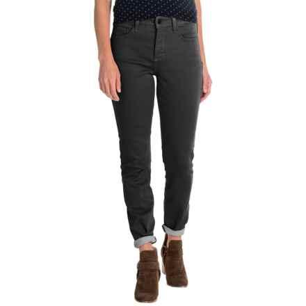 NYDJ Ami Denim Leggings - Skinny Fit (For Women) in Black - Closeouts
