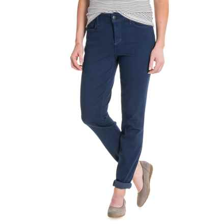 NYDJ Ami Skinny Twill Leggings (For Women) in Kingston Blue - Closeouts