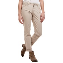 NYDJ Anabelle Ankle Pants - Boyfriend Fit (For Women) in Sand Dollar - Closeouts