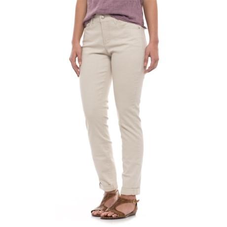 NYDJ Anabelle Skinny Boyfriend Jeans (For Women) in Spotless Clay