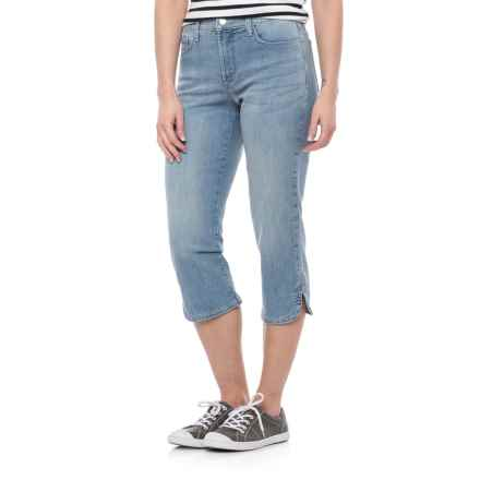 NYDJ Ariel Lightweight Crop Jeans (For Women) in Manhattan Beach - Closeouts