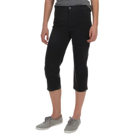 NYDJ Ariel Stretch Crop Jeans (For Women)