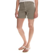 NYDJ Avery Shorts (For Women) in Sparrow - Overstock