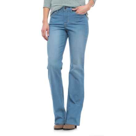 NYDJ Barbara Jeans - Bootcut (For Women) in Palm Bay - Closeouts