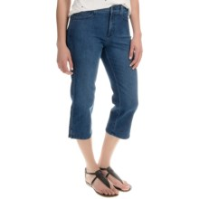 NYDJ Bella Crop Pants (For Women) in Yucca Valley - Overstock