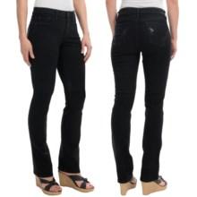 NYDJ Billie Mini Bootcut Jeans (For Women) in Black - Closeouts
