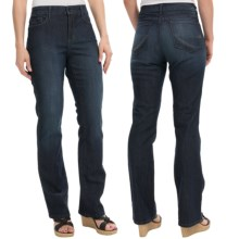NYDJ Billie Mini Bootcut Jeans (For Women) in Burbank Wash - Closeouts