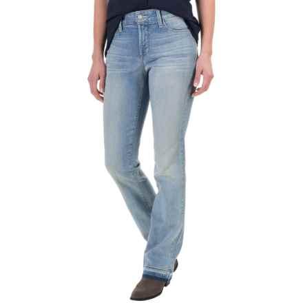 NYDJ Billie Mini-Bootcut Jeans (For Women) in Manhattan Beach - Closeouts