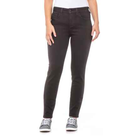 NYDJ Black Ami Skinny Leggings (For Women) in Black - Closeouts