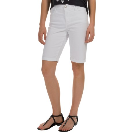 NYDJ Briella Roll Cuff Shorts (For Women)