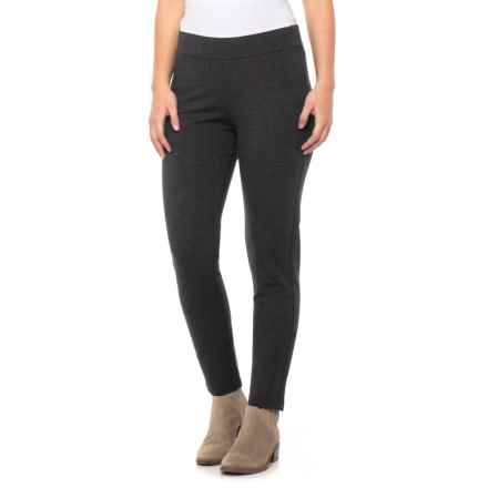 NYDJ Charcoal Basic Pull On Legging (For Women) in Charcoal - Closeouts
