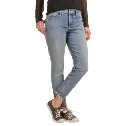 NYDJ Clarissa Ankle Jeans - Embroidered Hems (For Women) in Parker - Closeouts