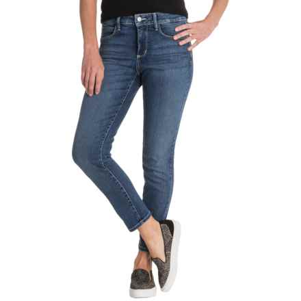 NYDJ Clarissa Skinny Ankle Jeans (For Women) in Heyburn Wash - Closeouts