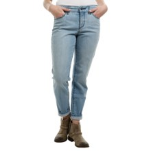 NYDJ Clarissa Skinny Ankle Jeans (For Women) in Water Reflectio - Closeouts