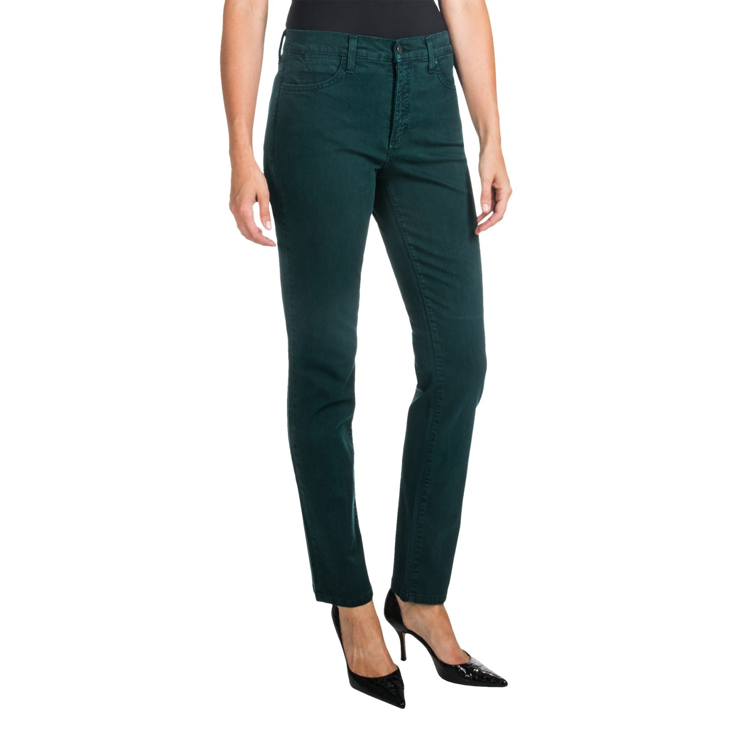 Nydj Georgia Skinny Jeans For Women 3J