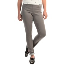 NYDJ Joanie Skinny Pull-On Leggings (For Women) in Silverado - Overstock