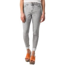 NYDJ Kimora Skinny Ankle Jeans (For Women) in Alloy - Closeouts