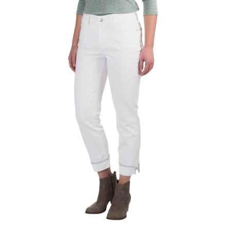 NYDJ Lauren Ankle Jeans (For Women) in Garment Wash - Overstock