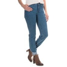 NYDJ Marilyn Lightweight Jeans - Straight Leg (For Women) in Monrovia - Overstock