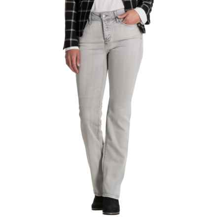 NYDJ Marilyn Straight Jeans (For Women) in Reims - Closeouts
