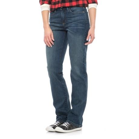 NYDJ Marilyn Straight-Leg Jeans (For Women) in Oak Hill