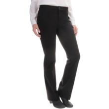NYDJ Michelle Dress Pants - Ponte Knit (For Women) in Black - Overstock
