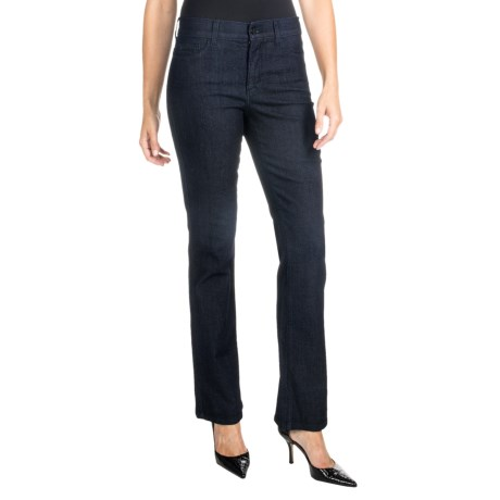 NYDJ Modern Barbara Jeans - Bootcut (For Women) in Dark Enzyme