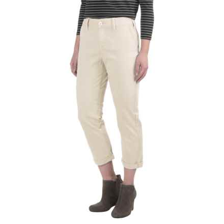 NYDJ Riley Chino Crop Pants (For Women) in Prosecco - Overstock