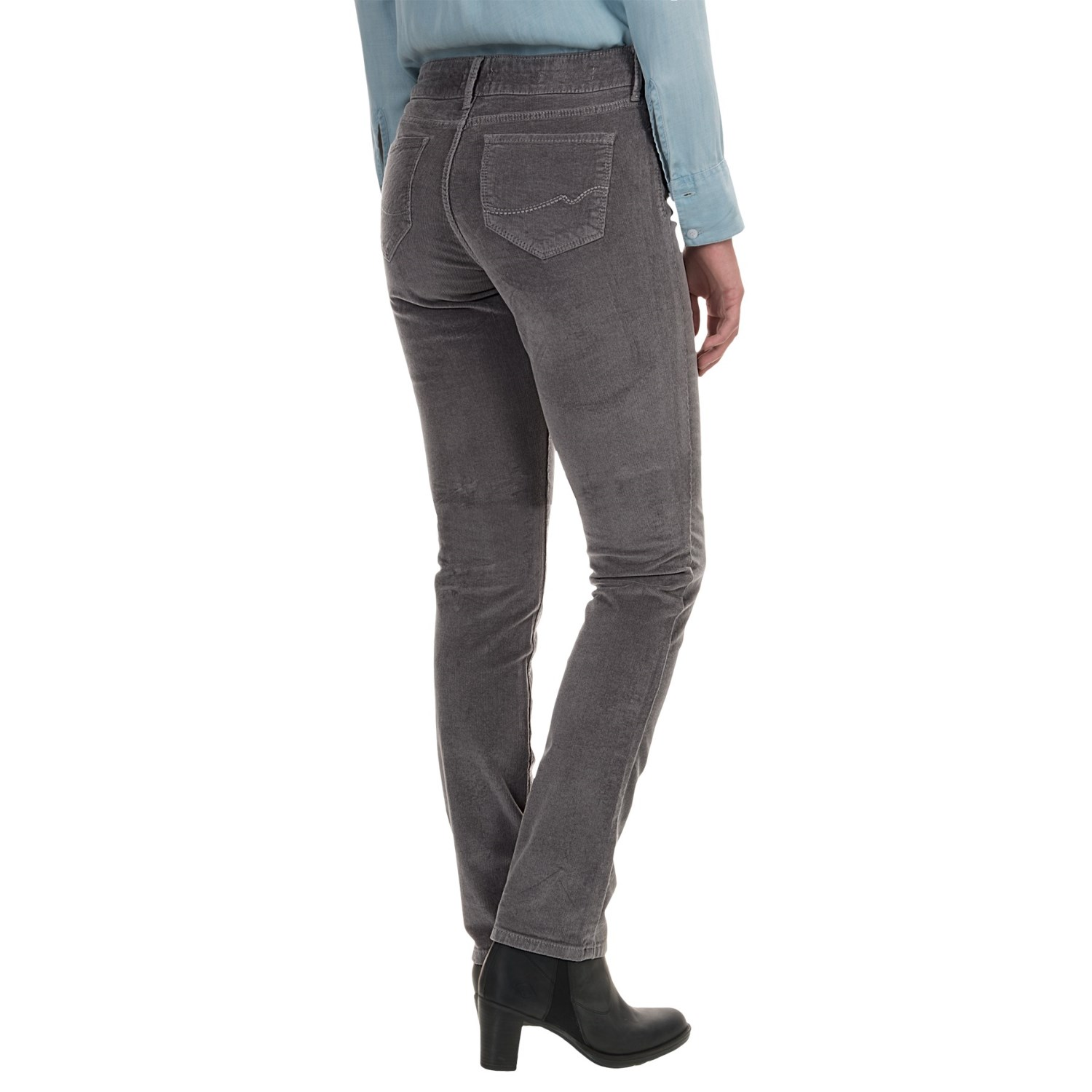 NYDJ Samantha Slim Corduroy Pants (For Women)
