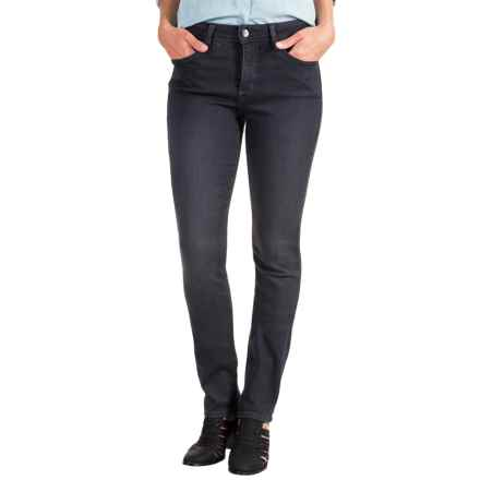 NYDJ Samantha Slim Jeans (For Women) in La Rochelle - Closeouts