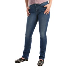 NYDJ Samantha Slim Jeans - Straight Leg (For Women) in Frankford - Overstock