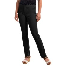 NYDJ Sheri Pants - Slim Fit (For Women) in Black - Overstock