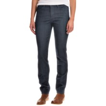 NYDJ Sheri Skinny Jeans - High Rise (For Women) in Dark Enzyme Wash - Overstock