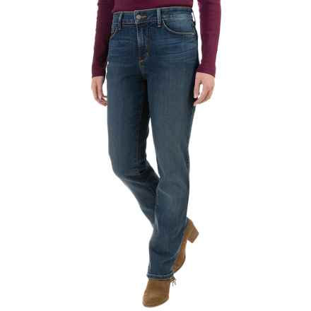 NYDJ Sheri Slim Jeans (For Women) in Bethel Wash - Closeouts