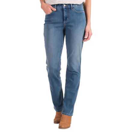 NYDJ Sheri Slim Stretch Jeans (For Women) in Annecy - Closeouts