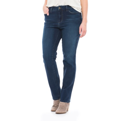 NYDJ Sheri Slim Stretch Jeans (For Women) in Montrouge