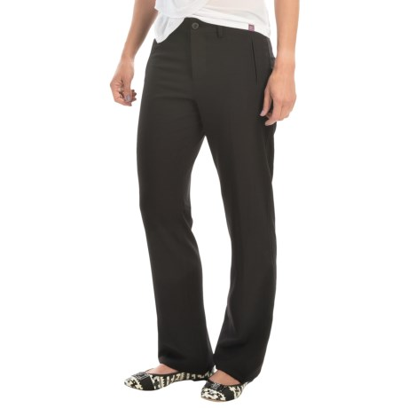 NYDJ Straight Leg Trousers (For Women)