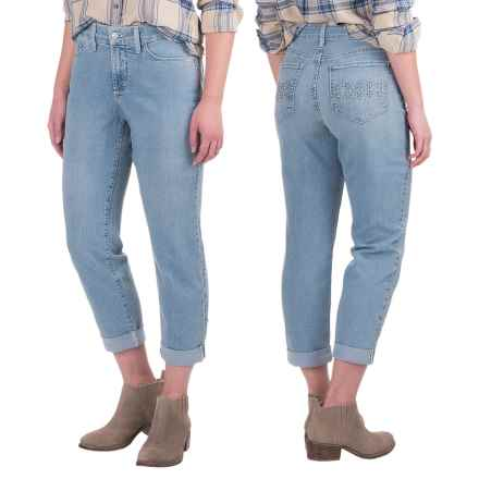 NYDJ Sylvia Lightweight Jeans - Boyfriend Fit (For Women) in Vernon - Overstock
