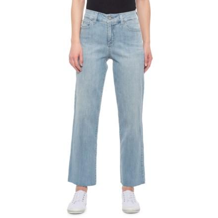 350ff67bc22e NYDJ Wanderlust Jenna Ankle Jeans - Straight Leg (For Women) in Wanderlust  - Closeouts